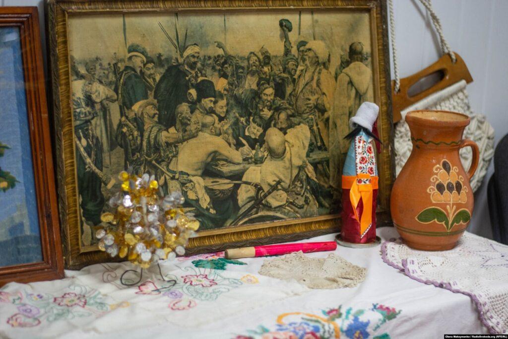 Поки ще крихітний музей села Кримське, вересень 2021 року